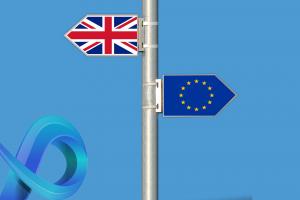 Brexit drapeaux