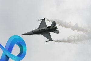Le rafale, un avion de chasse français