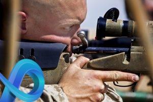 Militaire armé