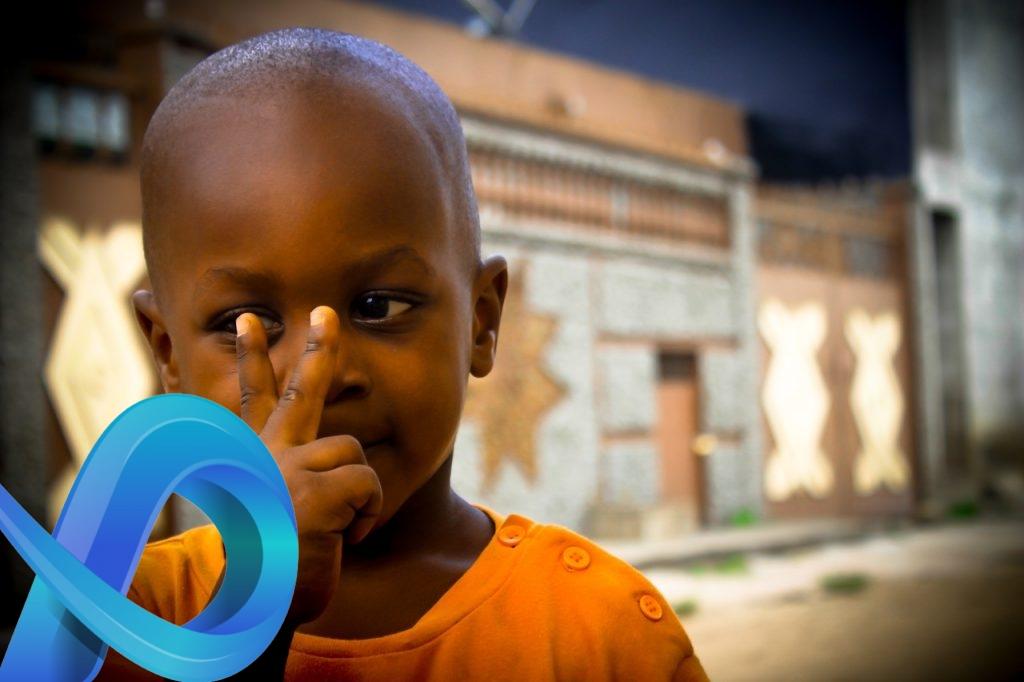 Enfant du Congo