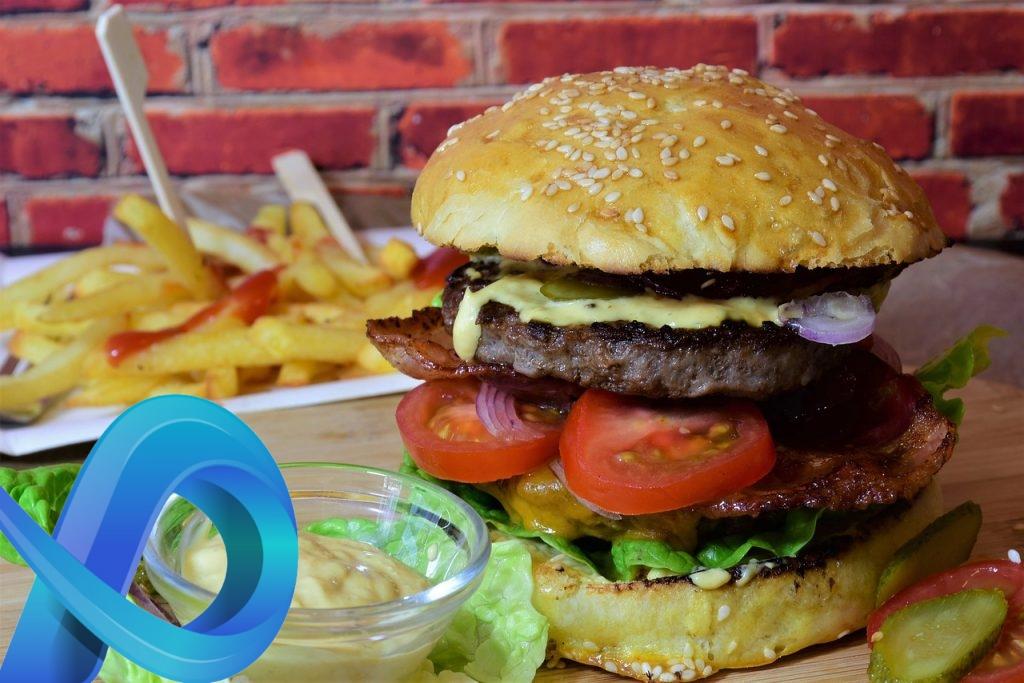 burger sain