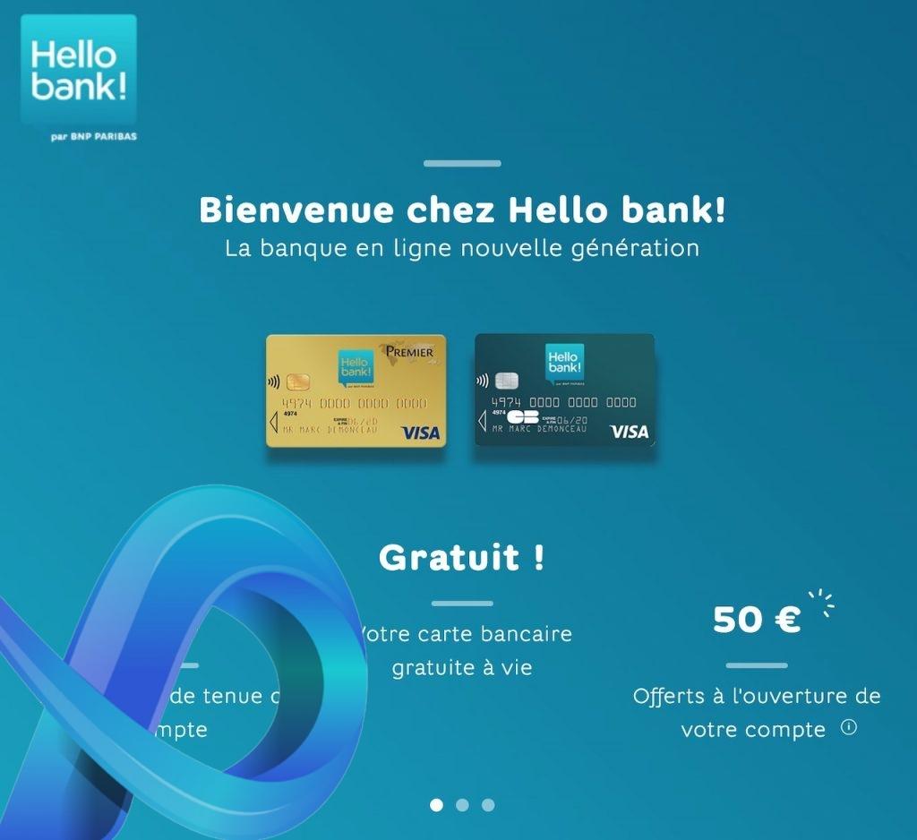 Hello Bank bonus