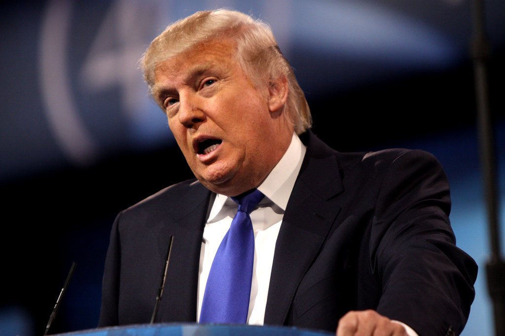 Trump pas content de Huawei