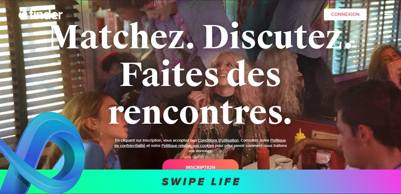 Alternatives à Tinder