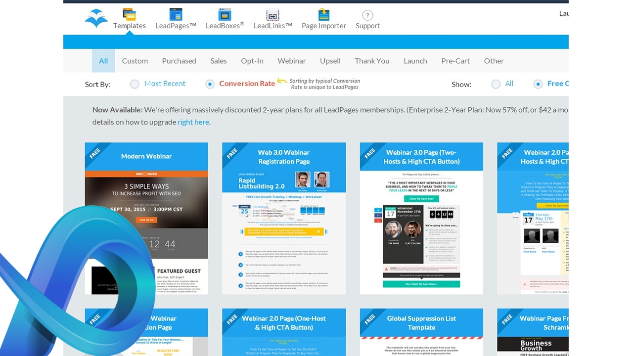 Leadpages, guide francophone ultime