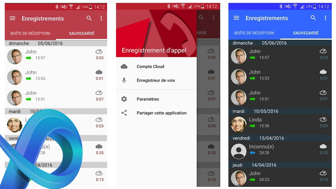 Enregistrer un appel sous Android