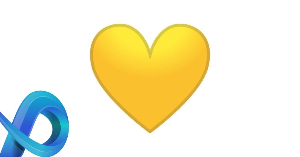 emoji-coeur-jaune