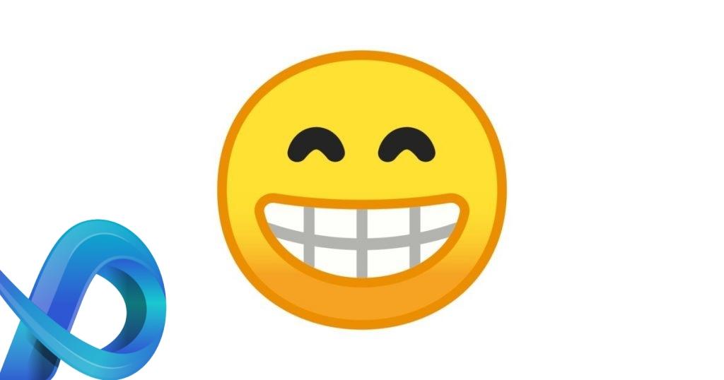 emoji-grimace