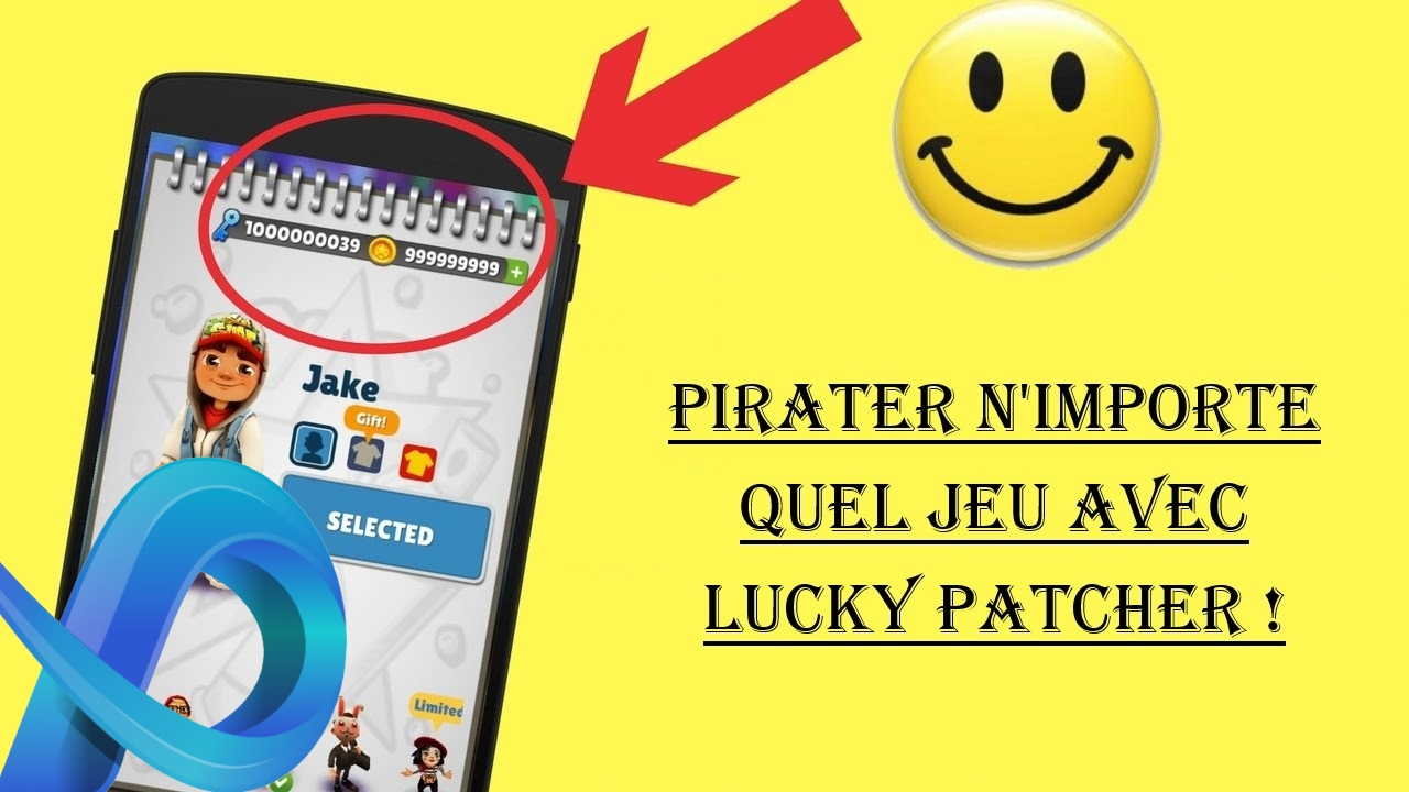 Tuto Lucky Patcher