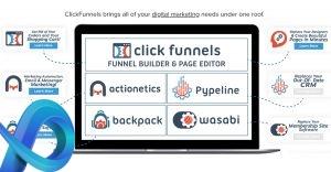 ClickFunnels, le guide francophone ultime