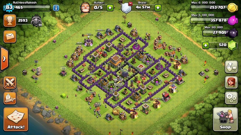 village-clash-of-clans