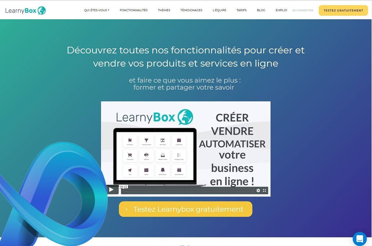 LeanyBox, guide francophone ultime
