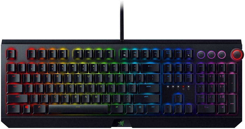 clavier gamer Razer Blackwidow Elite