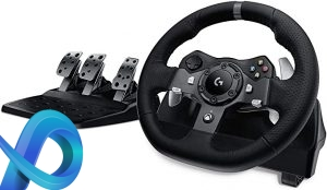 Volant PC Gamer Logitech G920 Driving Force : Notre test, notre avis