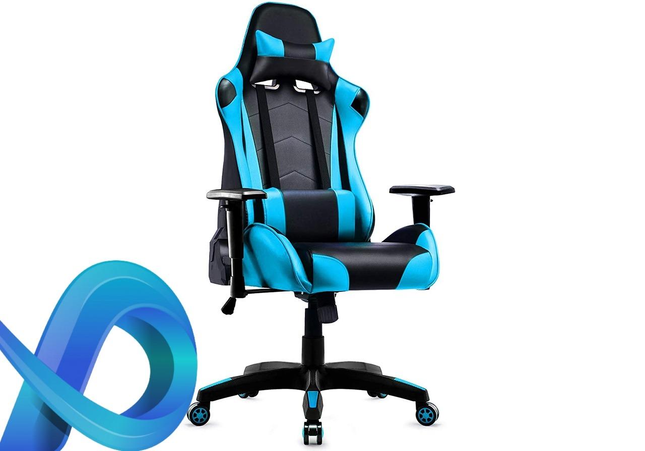 Les chaises gamer bleues, un effet de mode ?