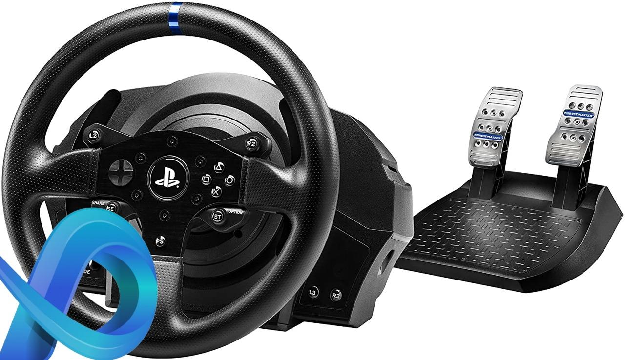 Les meilleurs volants pour PS4 et PS5