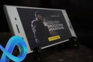ChargePlay Clutch, el controlador para los jugadores de smartphones