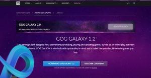 GOG Galaxy 2.0, une seule plateforme pour tous les gamers