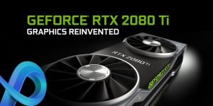 L'édition collector Cyberpunk 2077 de la GeForce RTX 2080 Ti