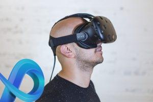 Lunettes VR et imagerie holographique, le pari de Facebook