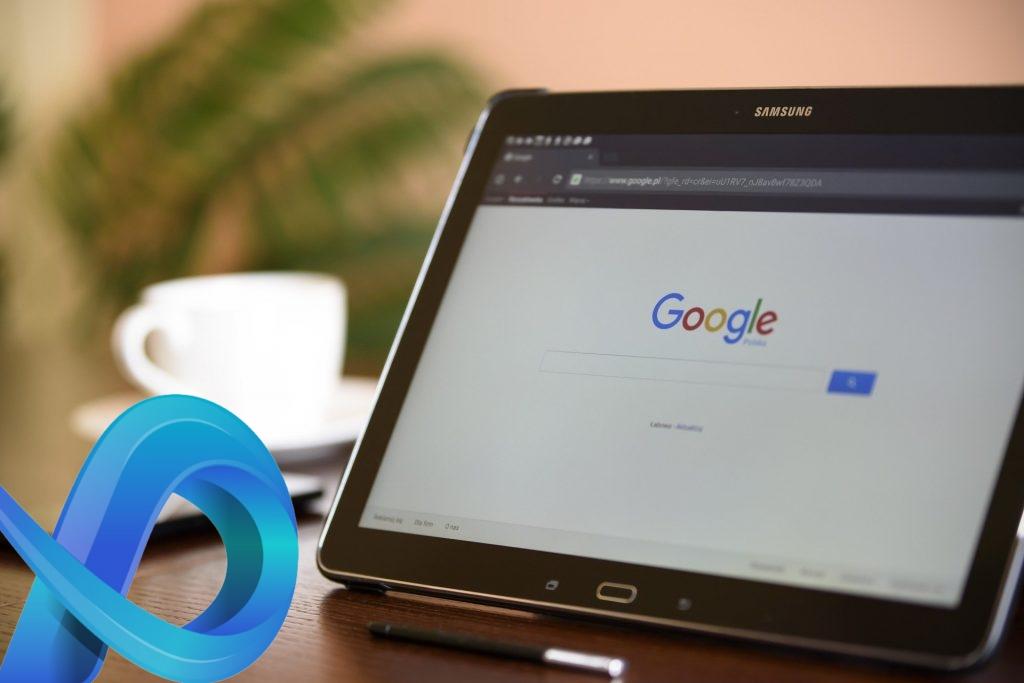naviguer sur Google
