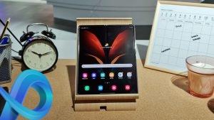 Le nouveau Galaxy Z Fold 2 5G face à la concurrence