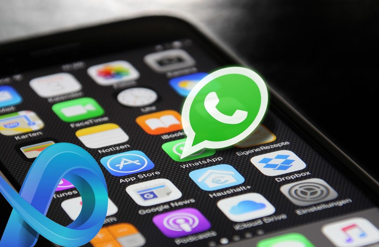message-temporaire-whatsapp