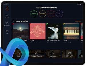 Read more about the article Notre coup de coeur du moment : flowkey, pour apprendre le piano en chanson