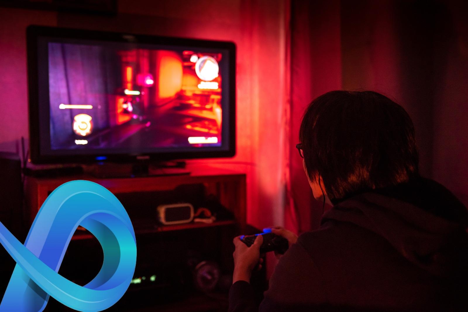 jouer à des jeux vidéos sur télé