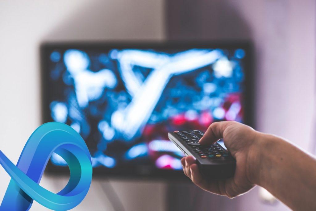 tv et télécommande