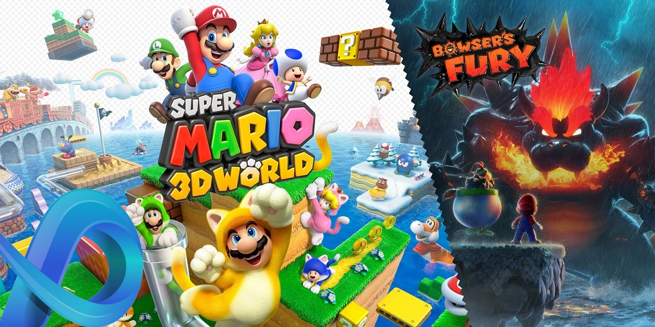 Super Mario + Bowser's Fury