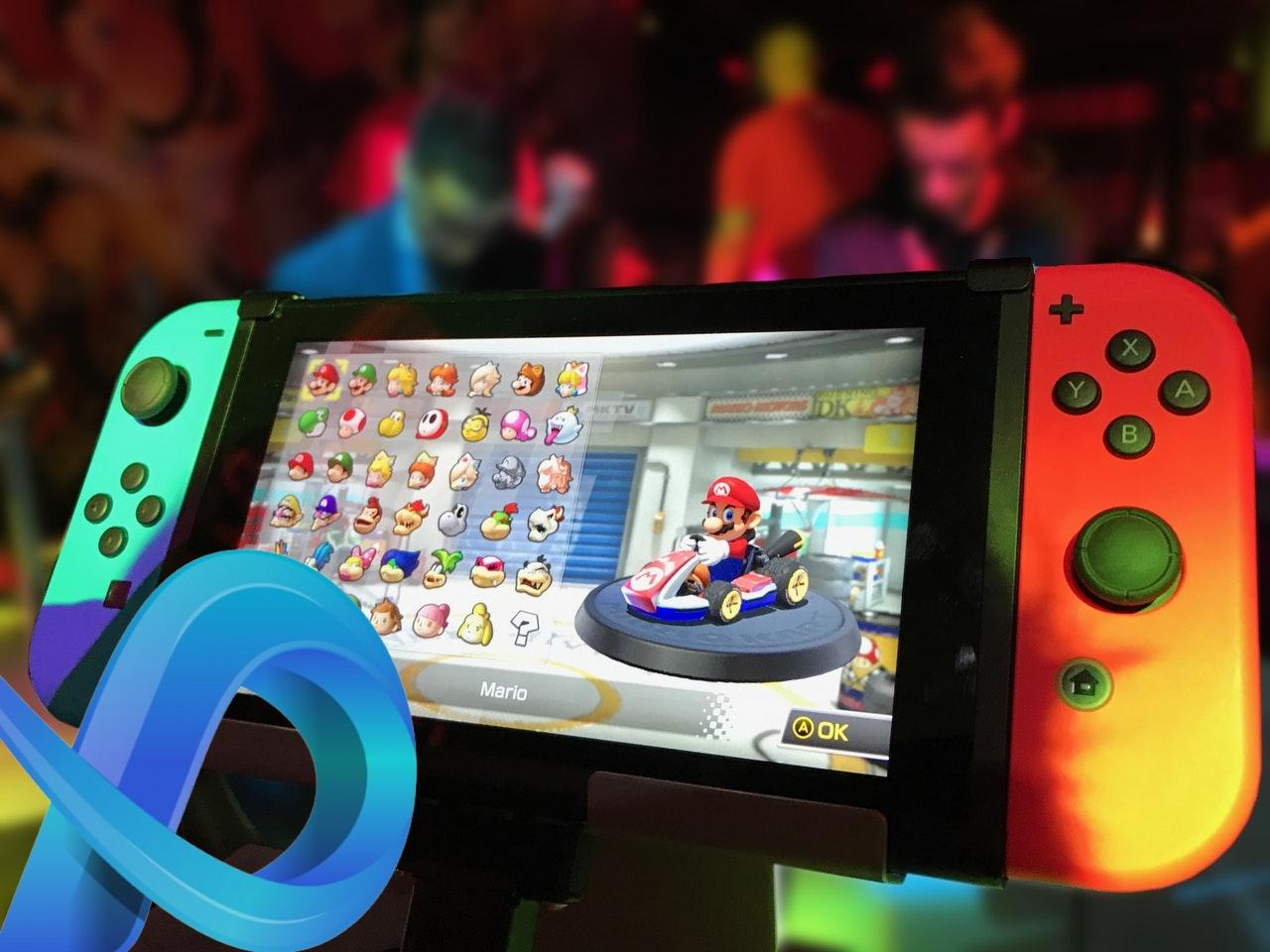 Super Mario 3D World version Switch brille de mille feux