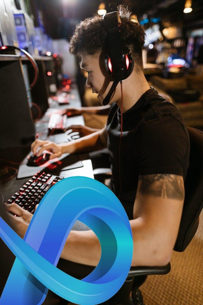 Casque audio gaming