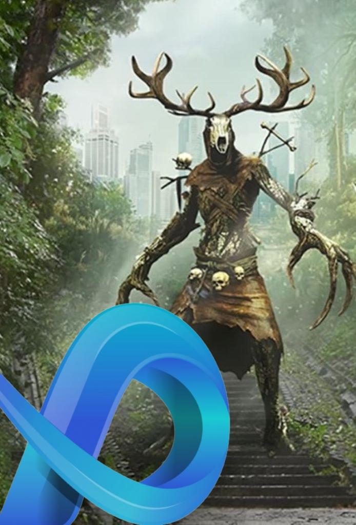 Le jeu vidéo Witcher Monster Slayer AR