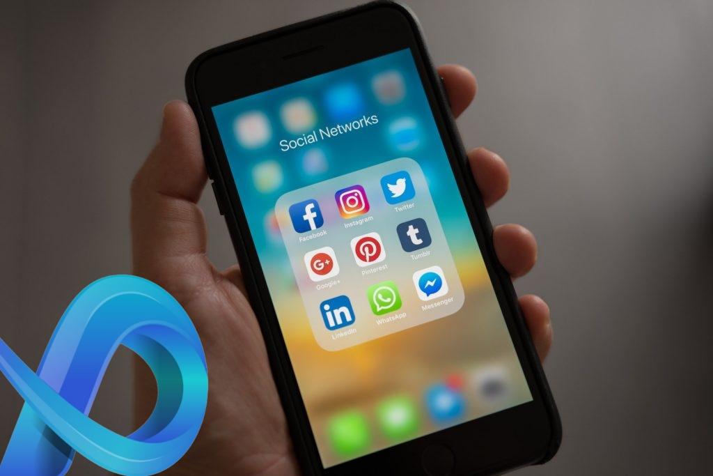 application de réseaux sociaux